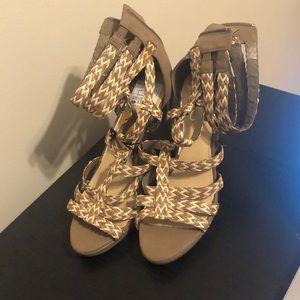 Jessica Simpson Block Heel- Sandal